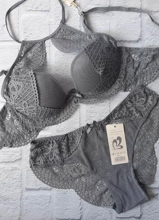 Сексуальный комплект женского белья