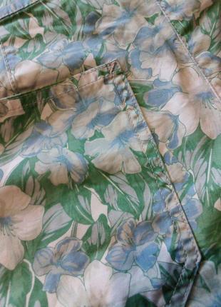 Брендовые шорты натуральный состав2 фото