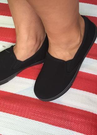 Шикарные слипоны /мокасины  туфли  lilley