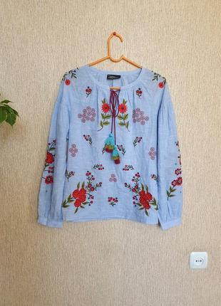 Очень красивая блузка, блуза, вышиванка designed at paramount