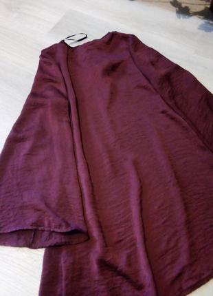 Платье туника с чокером4 фото