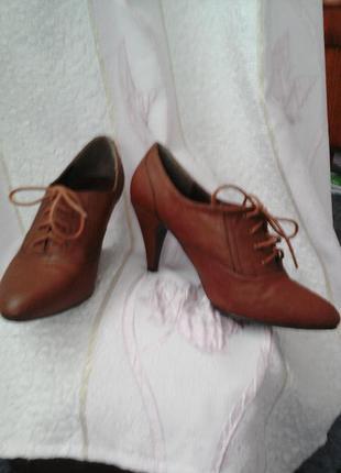 Туфлі на осінь