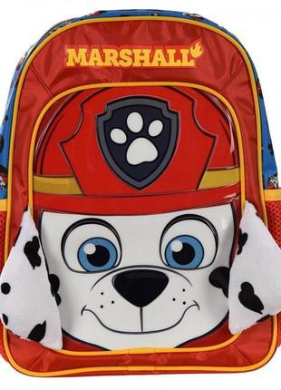 Рюкзак paw patrol (щенячий патруль) disney eu