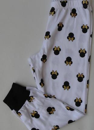 Пижама низ штаны 3-4 лет george англия