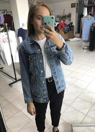 Куртка деним7 фото
