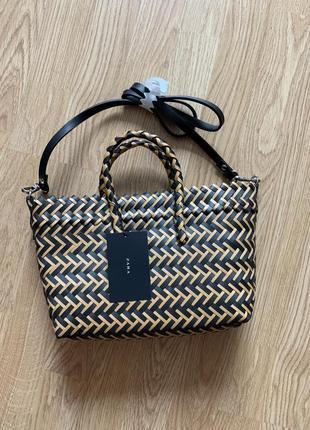 Новая сумка zara1 фото