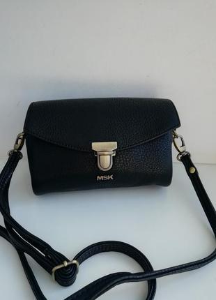 Нова фірмова іспанська сумочка кросбоді msk!!! оригінал!!!