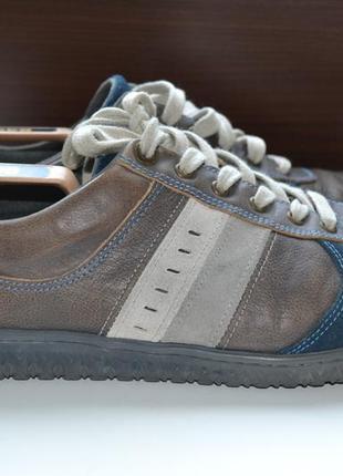 Australian 46р туфли сникерсы кроссовки кожаные. оригинал ботинки