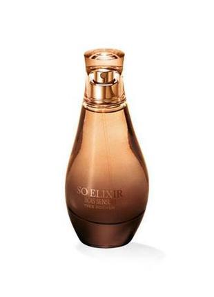 Скидка 75% парфюмерная вода 50 мл so elixir bois sensuel
