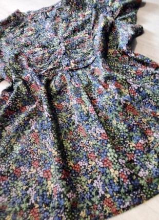 Брендовая блузка туника4 фото