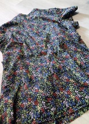 Брендовая блузка туника5 фото
