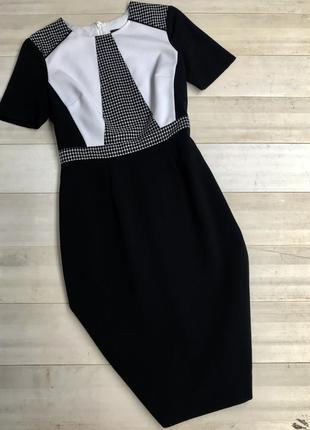 Классическое платье можно в офис