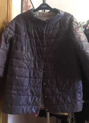 Стильная куртка4 фото
