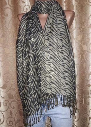 Очень красивый женский шарф