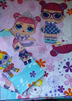 Детское постельное белье отличного качества!!!детки будут в восторге!