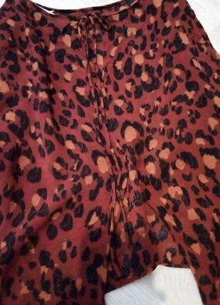 Брендовая блузка укороченная8 фото