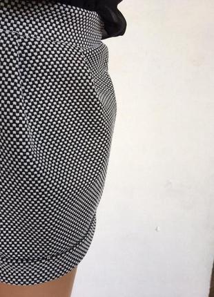Черный стильный ромпер размер s2 фото