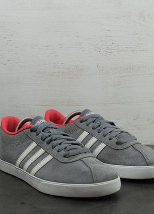 Кроссовки adidas neo courtset. размер 36