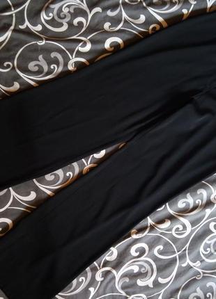 Штаны широкие клеш 35%шерсть виржини