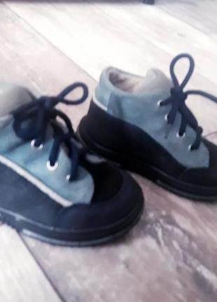 Демисезоные ботинки ricosta