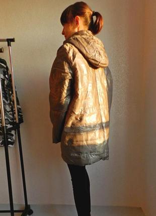 Бомбезная оверсайз куртка на осень. качество отменное!3 фото
