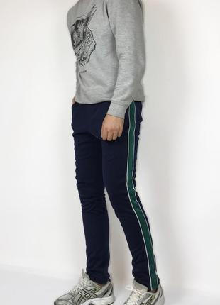 Primark спортивные штаны с лампасами
