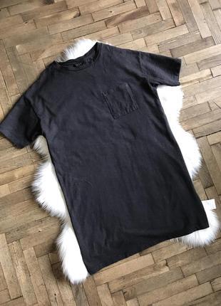 Платье-футболка topshop