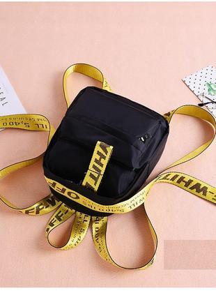 3-136 молодіжний рюкзак стильний місткий