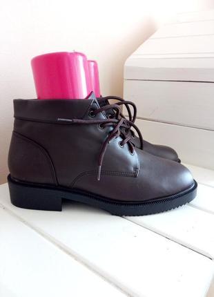 Шикарные осенние ботинки