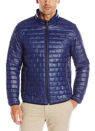 Мужская демисезонная куртка tommy hilfiger