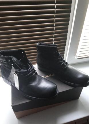 Крутые ботинки jack jones