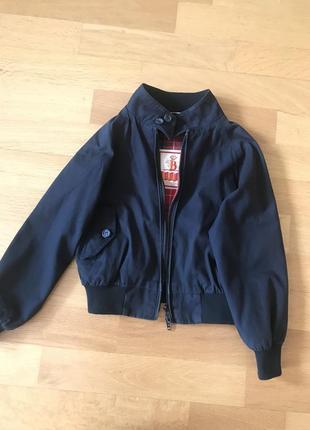 Курточка-вітровка baracuta