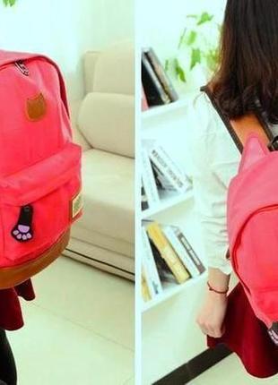 3-64 молодіжний рюкзак стильний місткий2 фото