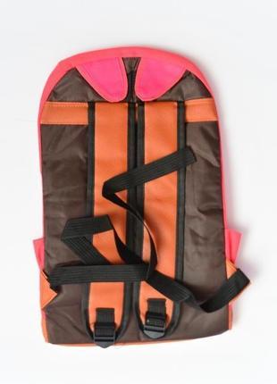 3-64 молодіжний рюкзак стильний місткий4 фото