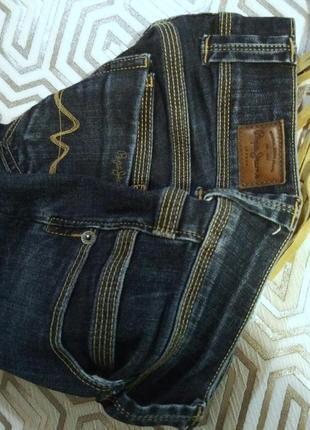 Pepe jeans испанские классические джинсы
