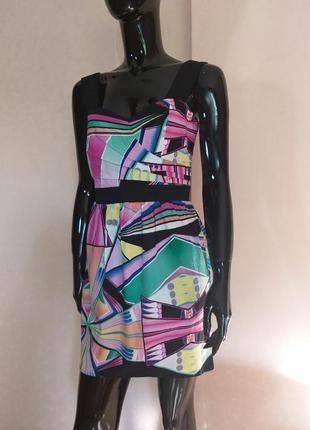 Новое хлопковое платье от lipsy london uk 10  наш 44