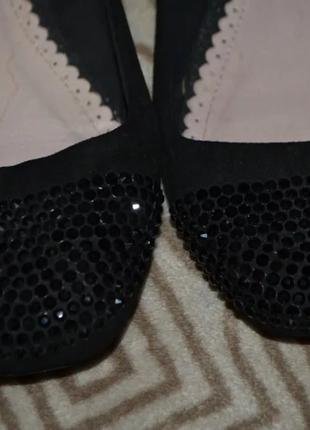 Туфли балетки next 25.5 см 39 размер англия5 фото