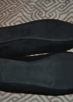 Туфли балетки next 25.5 см 39 размер англия3 фото