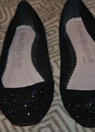 Туфли балетки next 25.5 см 39 размер англия1 фото