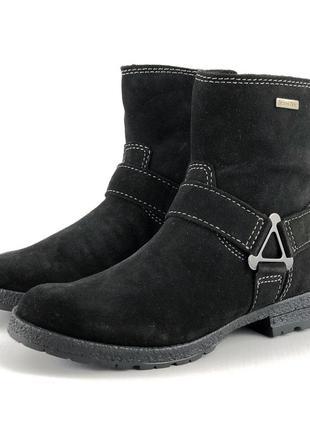 Утепленные ботинки richter (австрия)