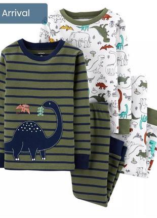 Пижама картерс 4т новая колекция