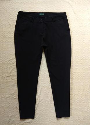 Зауженные классические штаны брюки со стрелками charles vogele, 18 размер.