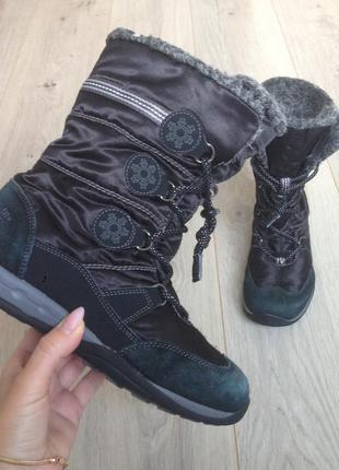 Сапоги ботинки superfit система gore-tex р. 34