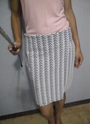 Супер юбка от дорогого бренда naf-naf