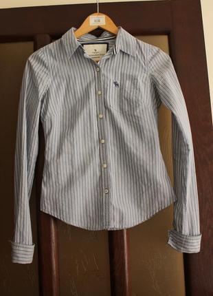 Рубашка сорочка abercrombie & fitch xs