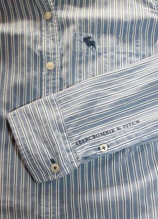 Рубашка сорочка abercrombie & fitch xs3 фото