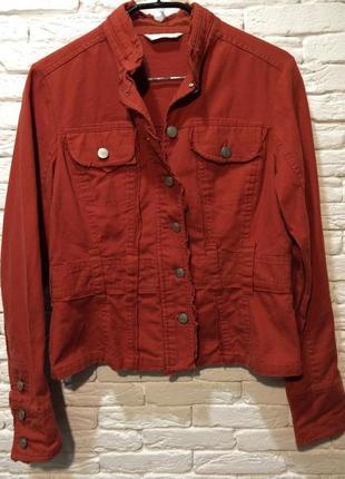 Пиджак promod 100 cotton