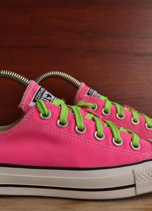 Кеды converse all star roze original