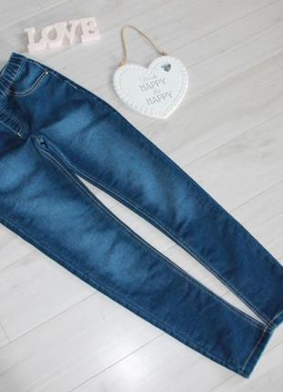 Джеггинсы джинсы стрейч на 11 лет bluezoo