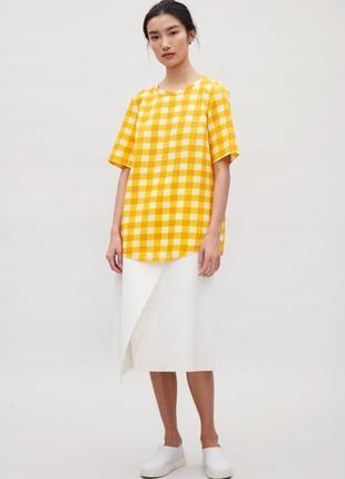 Рубашка\блуза cos р 34
